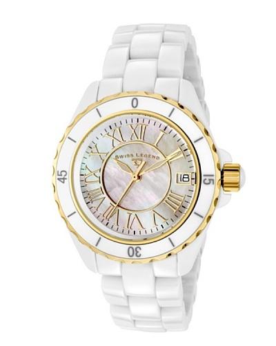 Swiss Legend Reloj Karamica Blanco