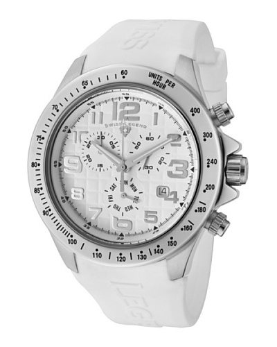 Swiss Legend Reloj Eograph Chrono Blanco