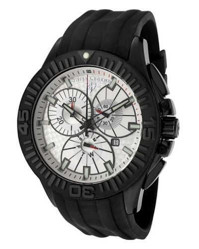 Swiss Legend Reloj Evolution Negro