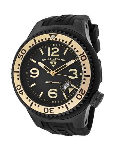 Swiss Legend Reloj Neptune Automatic Negro