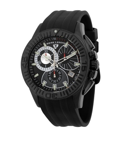Swiss Legend Reloj Evolution Negro/Gris