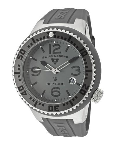 Swiss Legend Reloj Neptune Gris Oscuro