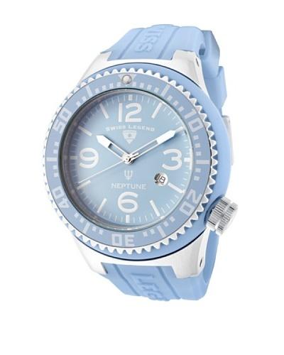 Swiss Legend Reloj Neptune Turquesa