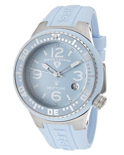 Swiss Legend Reloj Neptune Lady Turquesa