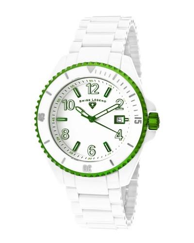 Swiss Legend Reloj Luminar Blanco