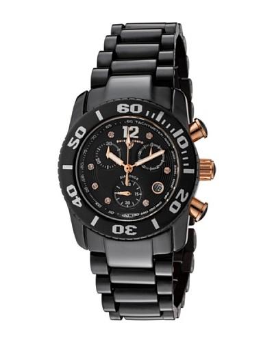 Swiss Legend Reloj Cronógrafo Commander Negro