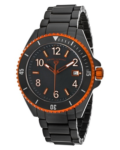 Swiss Legend Reloj Luminar Lady Negro