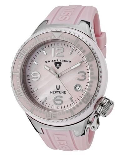Swiss Legend Reloj Neptune Ceramic Rosa
