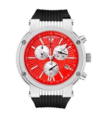 Swiss Legend Reloj Legato Cirque Rojo