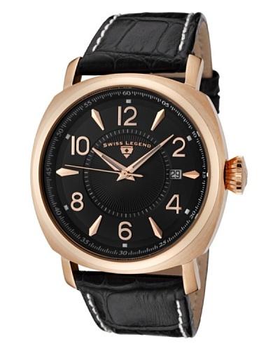 Swiss Legend Reloj Executive Negro