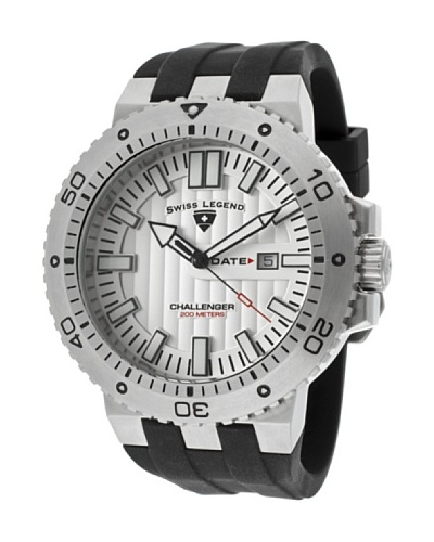 Swiss Legend Reloj Challenger Negro