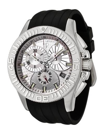 Swiss Legend Reloj Cronógrafo Evolution Negro