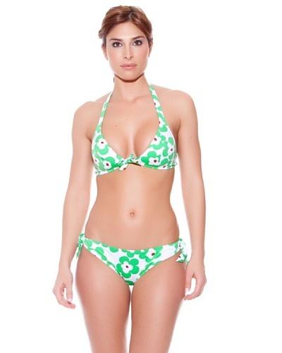 Teleno Bikini Triángulo Escote Halter 403