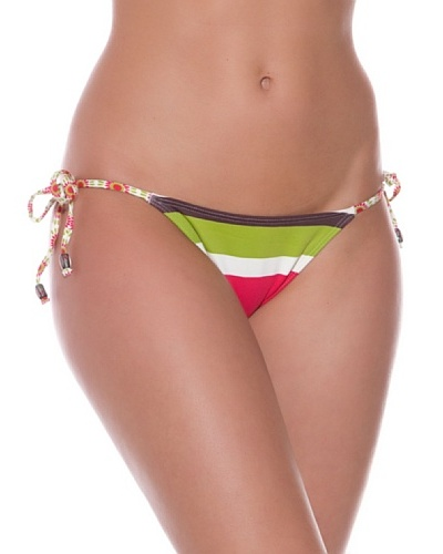Teleno Moda Baño Braguita de Bikini De Atar
