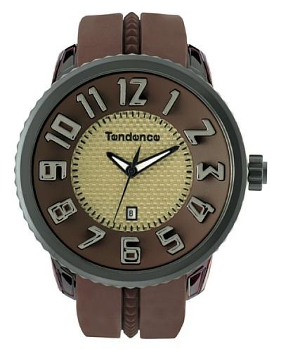 931b557ffcb0 Tendence 02043017 – Reloj Unisex movimiento de cuarzo con correa de  policarbonato