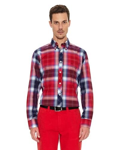 Tenkey Camisa Clarke Rojo