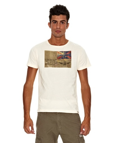 The Fresh Brand Camiseta Quebec Beige