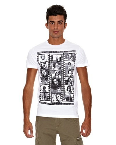 The Fresh Brand Camiseta Hamilton Blanco