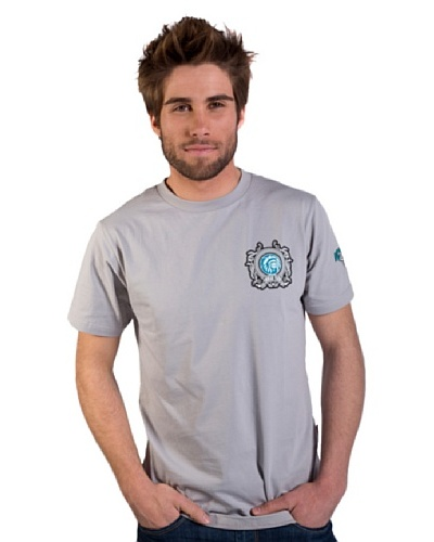 The Indian Face  Camiseta Dale Gris
