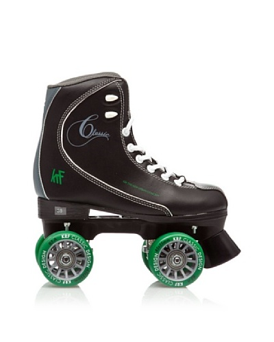 The New Urban Concept Patines Quad Retro Z Negro / Verde