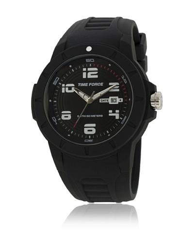 TIME FORCE Reloj TF4150M11 Negro