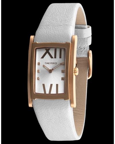 TIME FORCE 81147 - Reloj de Señora de cuarzo piel