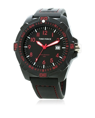 TIME FORCE Reloj TF4149M14 Negro