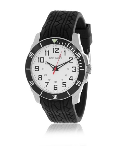 TIME FORCE Reloj TF4052M02 Negro