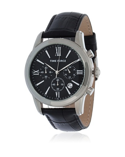 TIME FORCE TF-4099M01 - Reloj Caballero piel