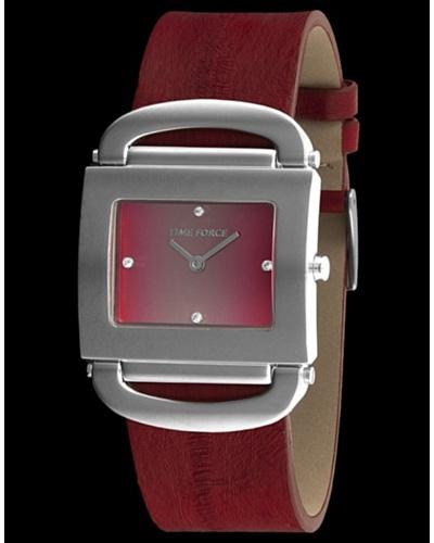 TIME FORCE 81134 - Reloj de Señora de cuarzo piel