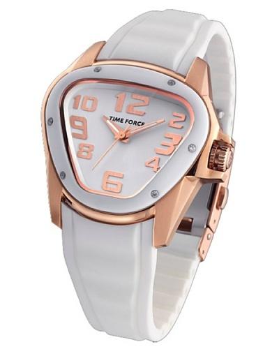 TIME FORCE TF3125L11 – Reloj de Señora movimiento de cuarzo con correa de caucho