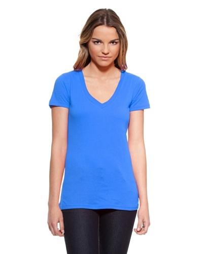 Timeout Camiseta Pico Azul