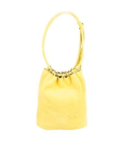 Titi Couture Bolso Rings Sack Amarillo