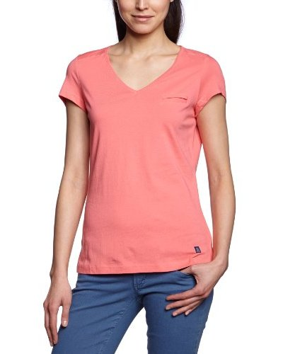 Tom Tailor Camiseta Iana Rosa