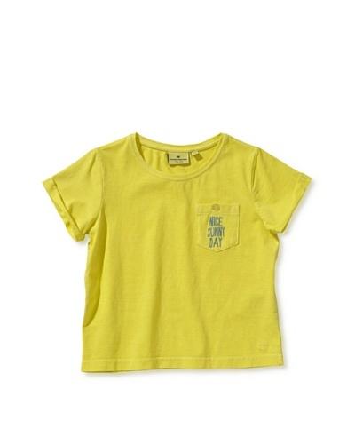 Tom Tailor Camiseta Tilia Amarillo