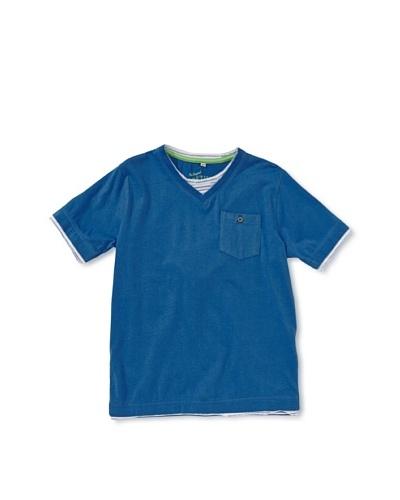 Tom Tailor Camiseta Platanus Azul