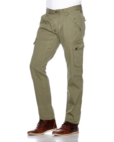 Tom Tailor Pantalón Lance Verde
