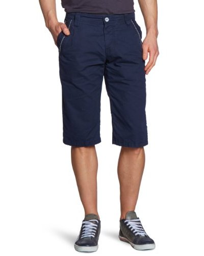 Tom Tailor Bermuda Casual Azul Marino