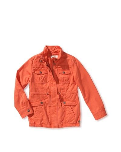 Tom Tailor Cazadora Parthenocissus Naranja