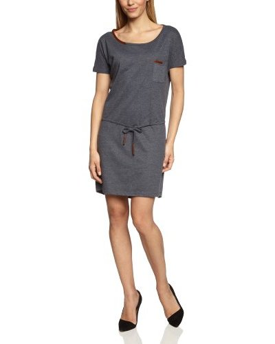 Tom Tailor Vestido Shary Gris