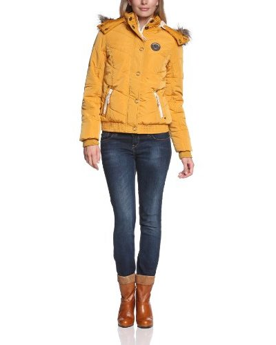 Tom Tailor Chaqueta Irene Amarillo