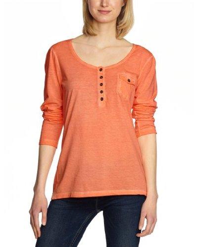 Tom Tailor Camiseta Peschiera Del Garda Naranja