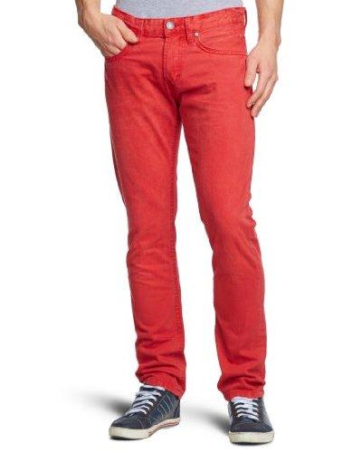 Tom Tailor Denim Skinny Jeans Rojo