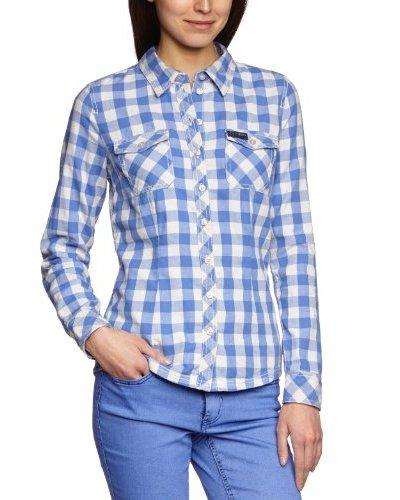 Tom Tailor Camisa Ophelia Azul / Blanco