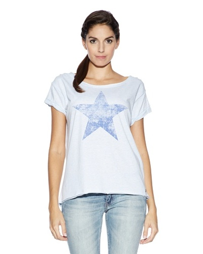 Tom Tailor Camiseta Shana Azul