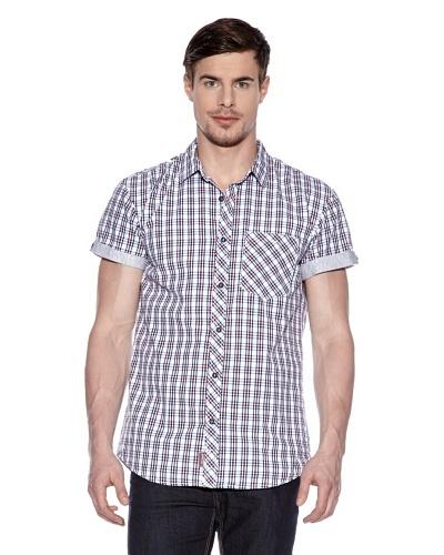 Tom Tailor Camisa Vicchio Blanco