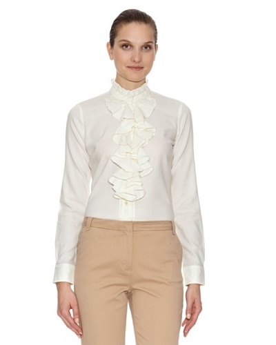 Tommy Hilfiger Camisa Claire Blanco