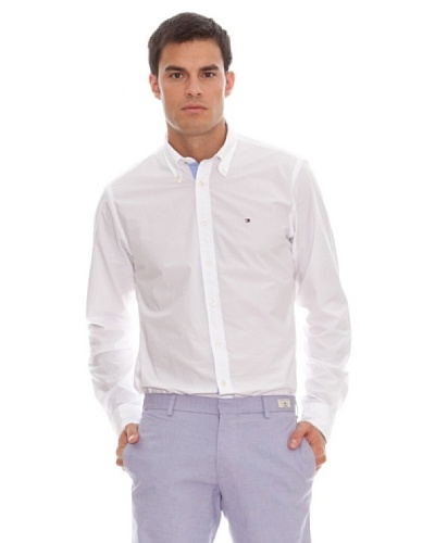 Tommy Hilfiger Camisa Authentic Poplin Cf2