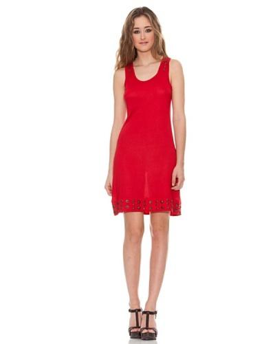 Hilfiger denim Vestido Nadia Rojo