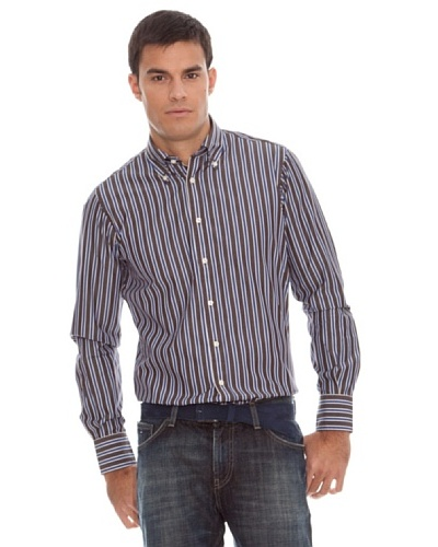 Tommy Hilfiger Camisa Marrón